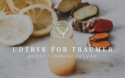 Udtryk for Traumer – Nedsat immunforsvar